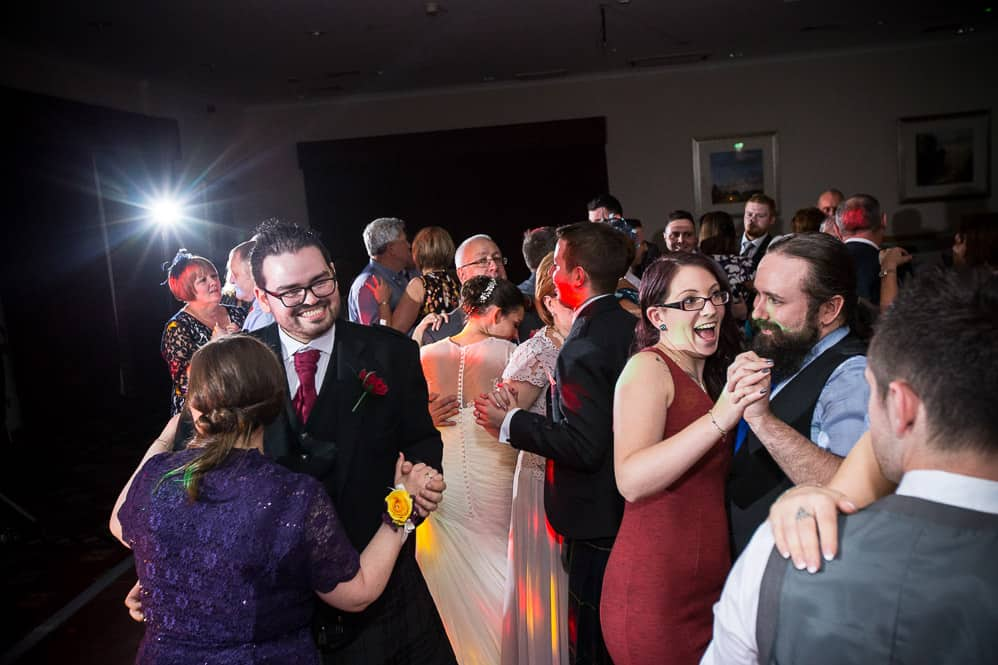 19 wedding dance party