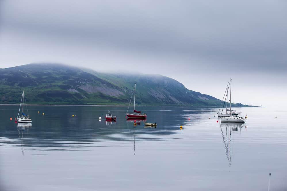 18 isle of arran pier