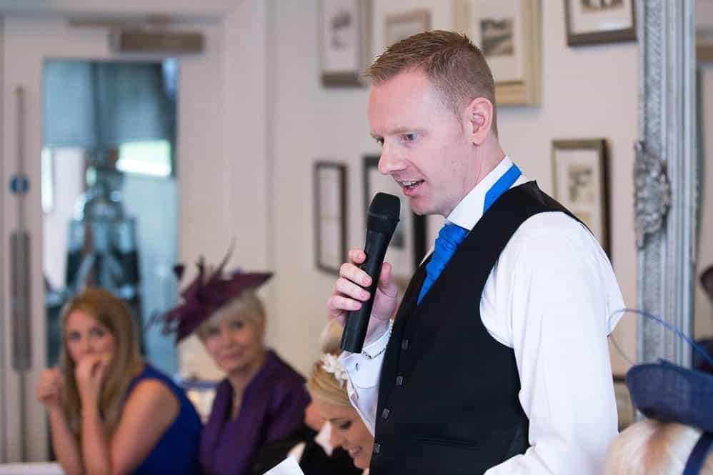 23 grooms speech