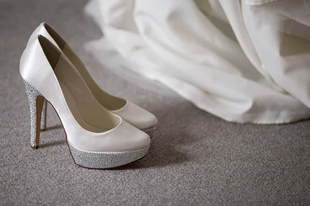 5 bride shoes