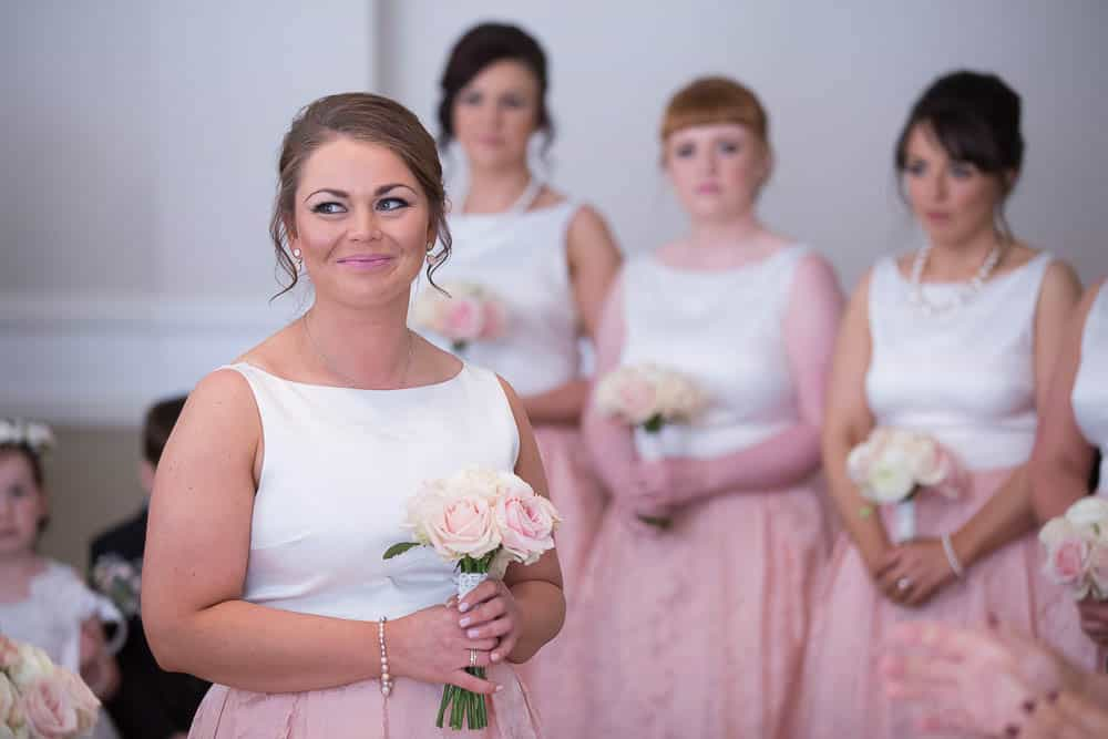 23 maid of honour and bridesmaids