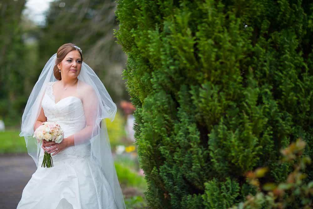 27 romantic bride at avonbridge hotel wedding photographer