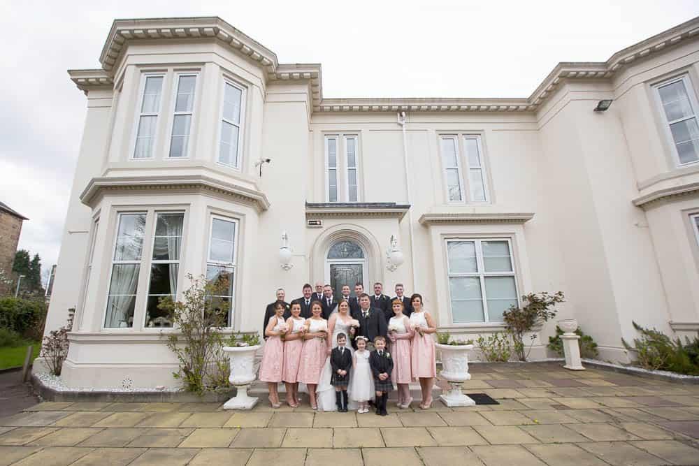 28 bridal party