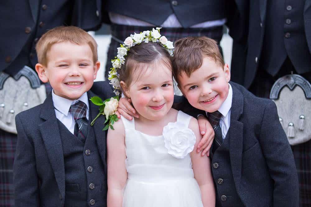 29 children at wedding