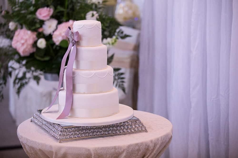 33 wedding cake