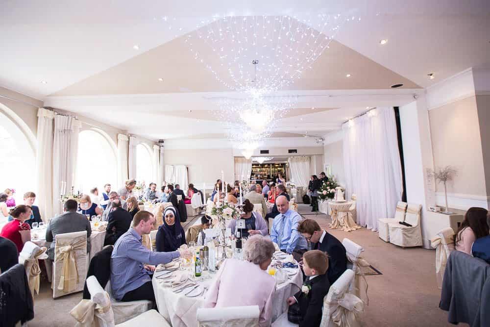 34 wedding reception