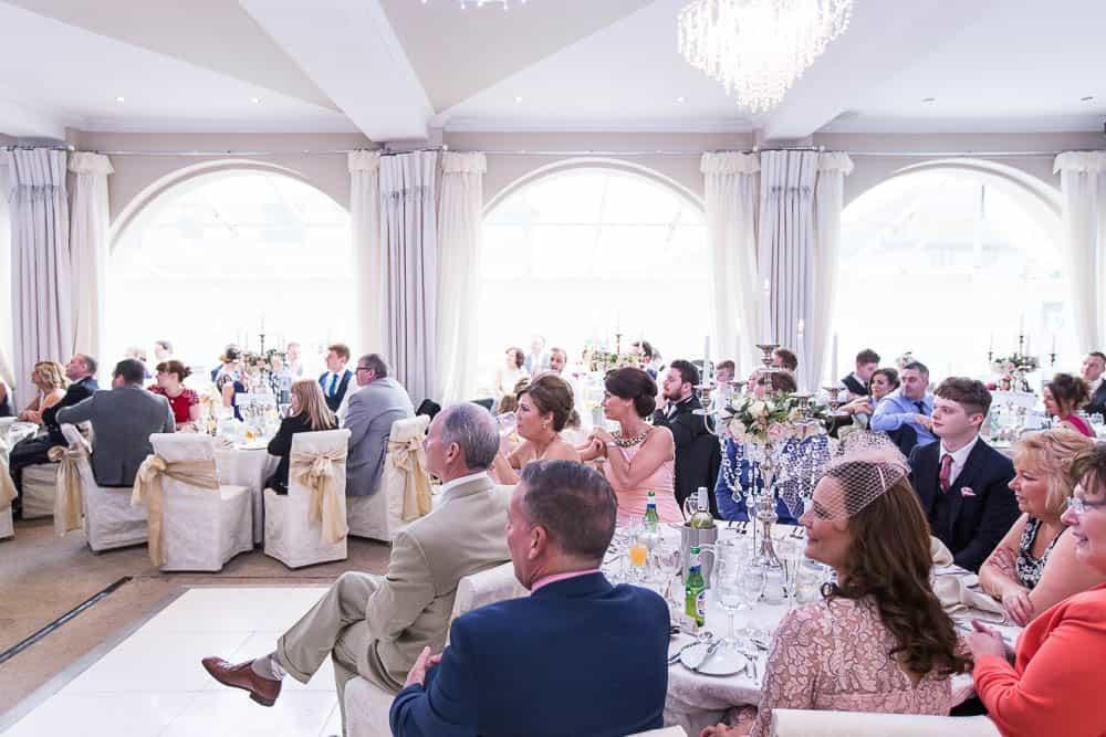 37 wedding guests at avonbridge hotel