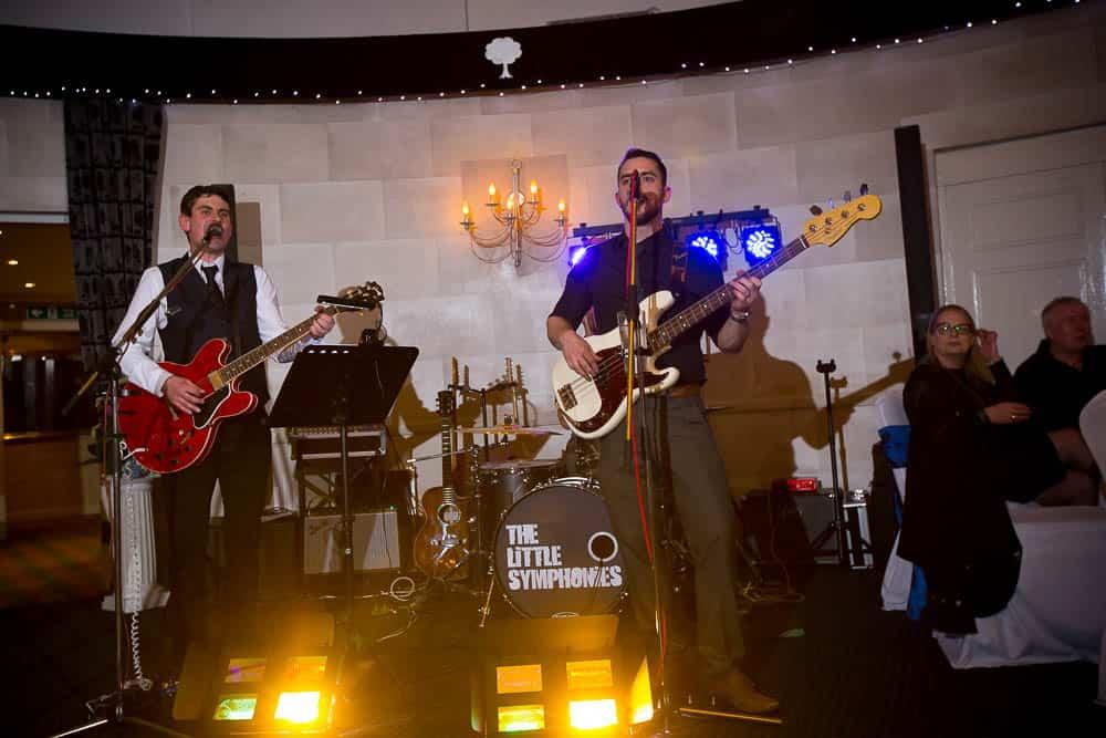 Fernie Castle wedding band