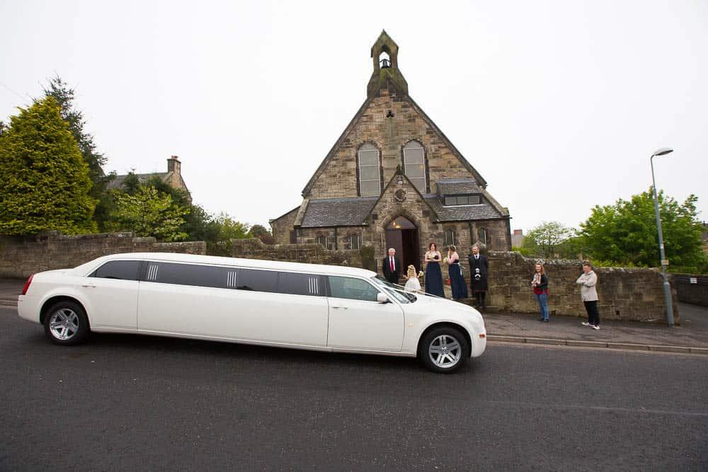 11 Armadale parish church