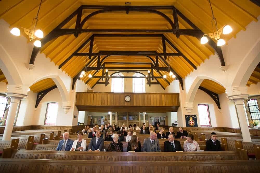 14 Armadale parish church wedding