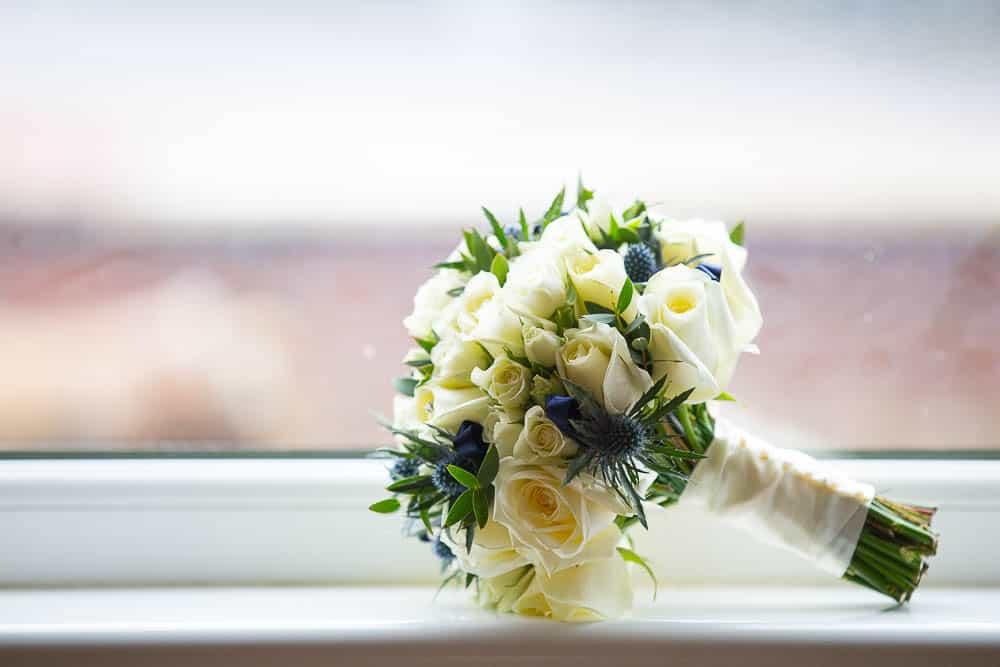 4 wedding flowers bouqete