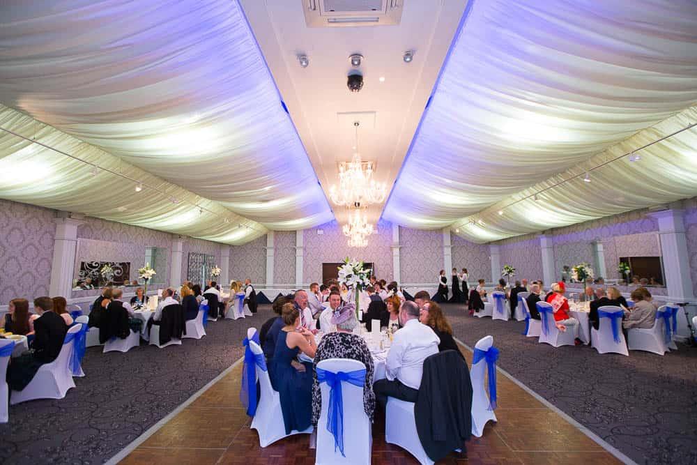 keavil house hotel wedding reception